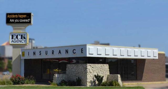 Eck Agency office in Wichita, Kansas